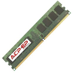 AddOn - AM667D2E5/4GKIT - AddOn JEDEC Standard Factory Original 4GB (2x2GB) DDR2-667MHz Unbuffered ECC Dual Rank 1.8V 240-pin CL5 UDIMM - 100% compatible and guaranteed to work