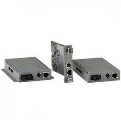 Omnitron - 8923-2-A - Omnitron Systems iConverter GX/TM 10/100/1000Base-T to 1000Base-X Media Converter - 1 x RJ-45 , 1 x SC Duplex - 10/100/1000Base-T, 1000Base-X