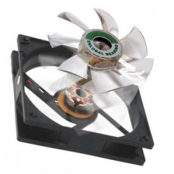 Ecomaster Technology - UC-8EB - Uc-8eb Marathon Enlobal 80mm Cooling Fan