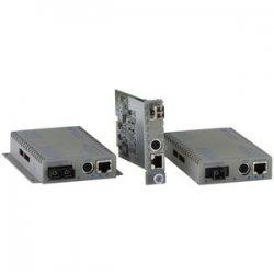 Omnitron - 8923-2-D-W - Omnitron Systems iConverter GX/TM 10/100/1000Base-T to 1000Base-X Media Converter - 1 x RJ-45 , 1 x SC Duplex - 10/100/1000Base-T, 1000Base-X