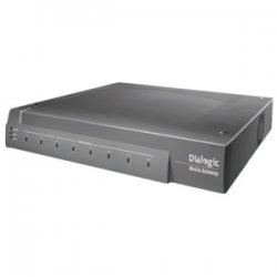 Dialogic - 884-211-35 - Dialogic DMG1008DNIW VoIP Media Gateway - 8 x Phone Line , 1 x 10/100Base-TX LAN