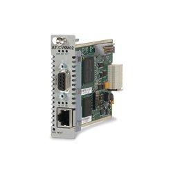 Allied Telesis - AT-CV5M02 - Allied Telesis Converteon AT-CV5M02 Management Card - 1 x 10/100Base-TX