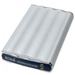 "Buslink Media - DL-160-U2 - Buslink Disk-On-The-Go DL-160-U2 160 GB 2.5"" External Hard Drive - USB 2.0 - 5400rpm"