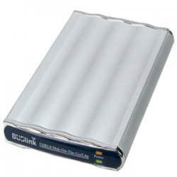 "Buslink Media - DL-320-U2 - Buslink Disk-On-The-Go DL-320-U2 320 GB 2.5"" External Hard Drive - USB 2.0 - 5400rpm"