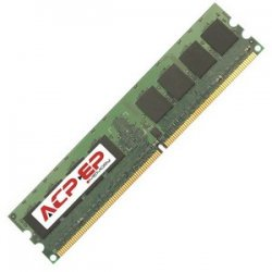 AddOn - DDR2800KIT/2G - AddOn JEDEC Standard 2GB (2x1GB) DDR2-800MHz Unbuffered Dual Rank 1.8V 240-pin CL5 UDIMM - 100% compatible and guaranteed to work