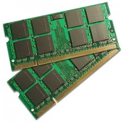 AddOn - DDR2667SKIT/4G - AddOn 4GB (2x2GB) DDR2 667MHZ 200-pin SODIMM F/Notebooks - 100% compatible and guaranteed to work