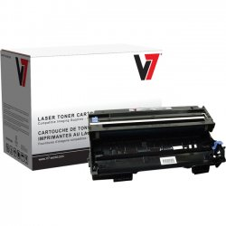 V7 - V7DR400 - Black Drum Unit For Brother DCP-1200, DCP-1400; HL-1230, HL-1240, HL-1250, HL