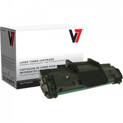 V7 - V7D6640 - V7 Black Toner Cartridge for Dell 1100 - Laser - 2000 Page