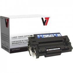 V7 - V751X - V7 Black High Yield Toner Cartridge for HP LaserJet - Laser - High Yield - 13000 Pages