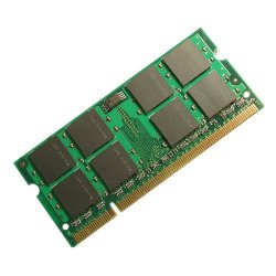 AddOn - AA800D2S6/1G - AddOn JEDEC Standard 1GB DDR2-800MHz Unbuffered Dual Rank 1.8V 200-pin CL6 SODIMM - 100% compatible and guaranteed to work