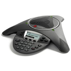 Polycom - 2200-15660-001 - Polycom SoundStation IP 6000 IP Conference Station - 1 x RJ-45 10/100Base-TX , 1 x Headset