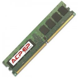 AddOn - AH060AA-AA - AddOn HP AH060AA Compatible 2GB DDR2-800MHz Unbuffered Dual Rank 1.8V 240-pin CL5 UDIMM - 100% compatible and guaranteed to work