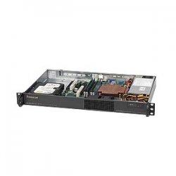 Supermicro - CSE-510-200B - Supermicro SC510-200B Chassis - Rack-mountable - Black