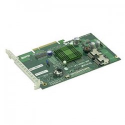 Supermicro - AOC-USAS-L8I - Supermicro AOC-USAS-L8i 8 Port SAS RAID Controller - 1 x SAS x4 SAS 300 Serial Attached SCSI Internal - PCI Express