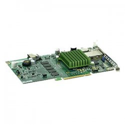 Supermicro - AOC-USAS-H4IR - 1078 Usas Card With Raid 0, 1, 5, 6, 10, 50, 60; 4-in 4-out