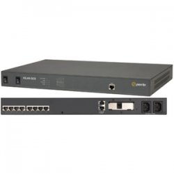 Perle Systems - 04030914 - Perle IOLAN SCS8C DAC 8-Port Secure Console Server - 8 x RJ-45 Serial, 2 x RJ-45 10/100/1000Base-T Network - PCI