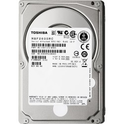 "IMSourcing - MBF2600RC - IMSourcing NEW F/S Toshiba MBF2-RC MBF2600RC 600 GB 2.5"" Internal Hard Drive - SAS - 10025rpm - 16 MB Buffer - Hot Swappable"