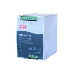 Comtrol - 32124-8 - Comtrol MeanWell 480-48 Power Supply - 110 V AC, 220 V AC Input Voltage - DIN Rail - 94% Efficiency - 480 W