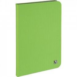 Verbatim / Smartdisk - 98103 - Verbatim Folio Hex Case for iPad mini (1,2,3) - Mint Green - Microsuede Interior - Textured - 8.3 Height x 5.7 Width x 0.5 Depth