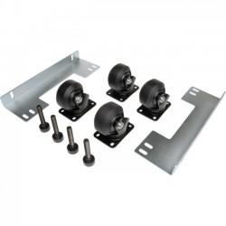 Tripp Lite - SRCASTERHDKIT - Tripp Lite Rack Enclosure Cabinet Heavy Duty Mobile Rolling Caster Kit - 750 lb
