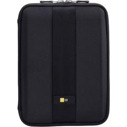 Case Logic - QTS-210BLACK - Case Logic QTS-210 Carrying Case (Sleeve) for 10.1 iPad, Tablet - Black - Ethylene Vinyl Acetate (EVA) Foam - 11.1 Height x 8.3 Width x 1.4 Depth