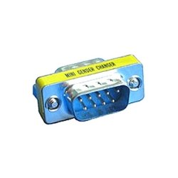 4xem - 4X9PINMM - 4XEM DB9 Serial 9-Pin Male To Male Adapter - 1 x DB-9 Male Serial - 1 x DB-9 Male Serial