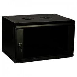 4xem - 4XRACK6U - 4XEM 6U Wall Mount Server Rack Cabinet - 19 6U Wide Wall Mountable - 140 lb x Maximum Weight Capacity