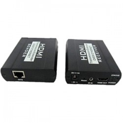 4xem - 4XHDMIEXT100M - 4XEM HDMI Extender - 1 Input Device - 1 Output Device - 328.08 ft Range - 2 x Network (RJ-45) - 1 x HDMI In - WUXGA - 1920 x 1200 - Twisted Pair - Category 6