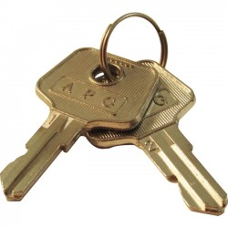APG Cash Drawer - VPK-8K-435 - APG Cash Drawer Type 435 Master Key - 2 / Set