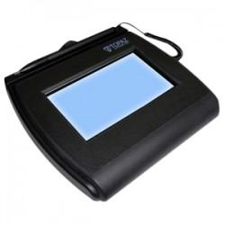 Topaz Systems - T-LBK755SE-BHSB-R - Topaz SignatureGem LCD 4x3 - Backlit LCD - Active PenUSB, Serial - 4.40 x 2.50 Active Area LCD - Backlight - USB - 410 PPI