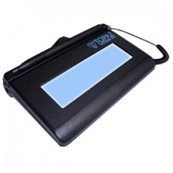 Topaz Systems - T-L460-HSB-R - Topaz SigLite T-L460 Electronic Signature Capture Pad - LCD - 4.40 x 1.30 Active Area LCD - USB - 410 PPI
