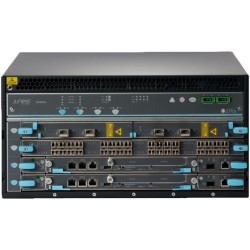 Juniper Networks - EX9204-BASE-AC - Juniper EX9204-BASE-AC Switch Chassis - Manageable - 4 x Expansion Slots - 3 Layer Supported - 6U High - Rack-mountable - 1 Year