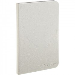 Verbatim / Smartdisk - 98080 - Verbatim Folio Case with LED Light for Kindle - Pearl White - Folio - Pearl White
