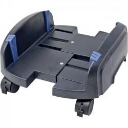SYBA Multimedia - SY-ACC65064 - SYBA Multimedia CPU Stand - 10 Width - Plastic - Black