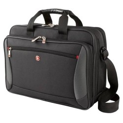 Victorinox / Swiss Army - 64038010 - Swissgear Carrying Case (Briefcase) for 15.6 Notebook - Black