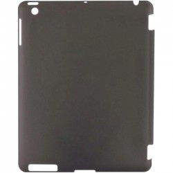 Gear Head - BC4000BLK - Gear Head Duraflex Back Cover for iPad 2 and iPad Gen 3/4 - iPad - Black