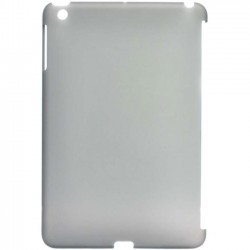 Gear Head - BC3000SMK - Gear Head Duraflex Back Cover for iPad mini - iPad mini - Smoke
