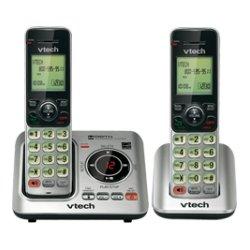 AT&T - CS6629-2 - Cs6629-2 Cordless Answ W/ 2 Handsets Vtech Cs6629-2