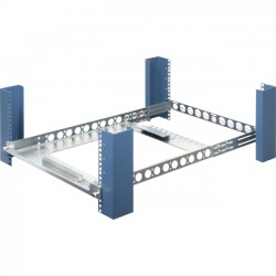 Rack Solution - 112-2167 - Rack Solutions Dell T3600/5600 Shelf - 19 4U Wide Rack-mountable