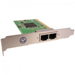 Perle Systems - 04003060 - Perle SPEED2 LE Serial Adapter - 2 x 9-pin DB-9 RS-232 Serial
