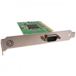 Perle Systems - 04003140 - Perle SPEED1 LE Express 1 Port PCI Express Serial Card - 1 x 9-pin DB-9 Male RS-232 Serial