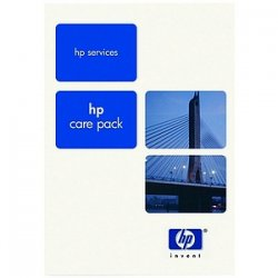 Hewlett Packard (HP) - UH617PE - HP Care Pack - 1 Year - Service - 13 x 5 x 4 Hour - On-site - Maintenance - Parts & Labor - Physical Service