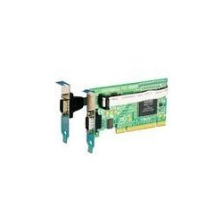 Brainboxes - UC-101-001 - Brainboxes 2 Port RS-232 Serial Adapter - 2 x 9-pin DB-9 Male RS-232 Serial