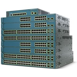 Cisco - WS-C3560-8PC-S-RF - Cisco Catalyst 3560-8PC Ethernet Switch - 1 x SFP - 8 x 10/100Base-TX, 1 x 10/100/1000Base-T