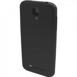 Kensington - K44414WW - Kensington Gel Case for Samsung Galaxy S4 - Smartphone - Gray - Rubberized - Gel