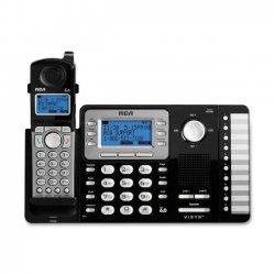 RCA - 25212 - 2-Line Expandable Cordless Phone