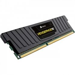 Corsair - CML8GX3M1A1600C9 - Corsair Vengeance 8GB DDR3 SDRAM Memory Module - 8 GB (1 x 8 GB) - DDR3 SDRAM - 1600 MHz DDR3-1600/PC3-12800 - 1.50 V - Non-ECC - Unbuffered - 240-pin - DIMM