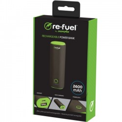 DigiPower - RF-A52 - DigiPower 4-re-fuel RF-A52 Rechargeable Power Bank 5200mAh - For USB Device