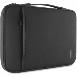 Belkin - B2B064-C00 - Belkin Carrying Case (Sleeve) for 13 Notebook - Black - Wear Resistant Interior - Neopro - 8.9 Height x 12.8 Width x 1 Depth