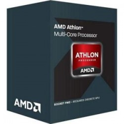 AMD (Advanced Micro Devices) - AD370KOKHLBOX - AMD Athlon X2 370K Dual-core (2 Core) 4 GHz Processor - Socket FM2Retail Pack - 1 MB - 64-bit Processing - 4.20 GHz Overclocking Speed - 32 nm - 65 W